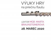Moderné metódy výuky hry na priečnu flautu