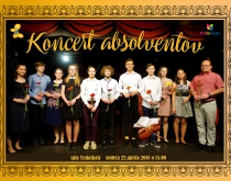 Koncert absolventov 22.4.2018