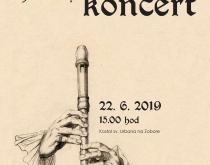 Flautový chrámový koncert
