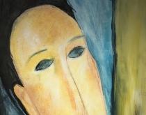 Bezočivý Modigliani
